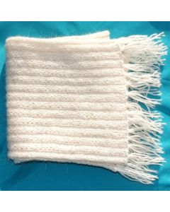 Icelandic Wool Scarves - Hand Knitted