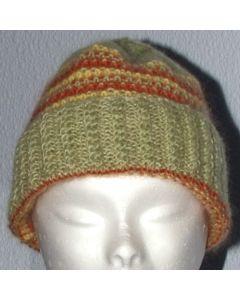 Woollen Hats - Hand-knitted Mohair