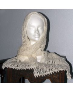 Lace-weight Scarves - Pure Kid Mohair