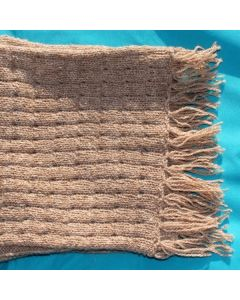 Shetland Wool Scarves - Hand Knitted