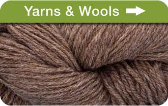 Yarns & knitting wools